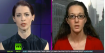 Split Screen Me Abby martin
