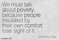 dorthy day poverty