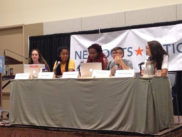 Netroots Panel Pic
